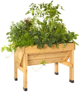 Freestanding Garden Planter