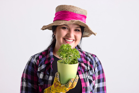 Herb gardening for beginners - gardeners love to share their knowledge