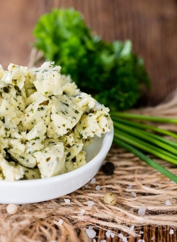 parsley herbed butter