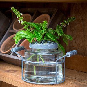 flower jar vase from Monticello