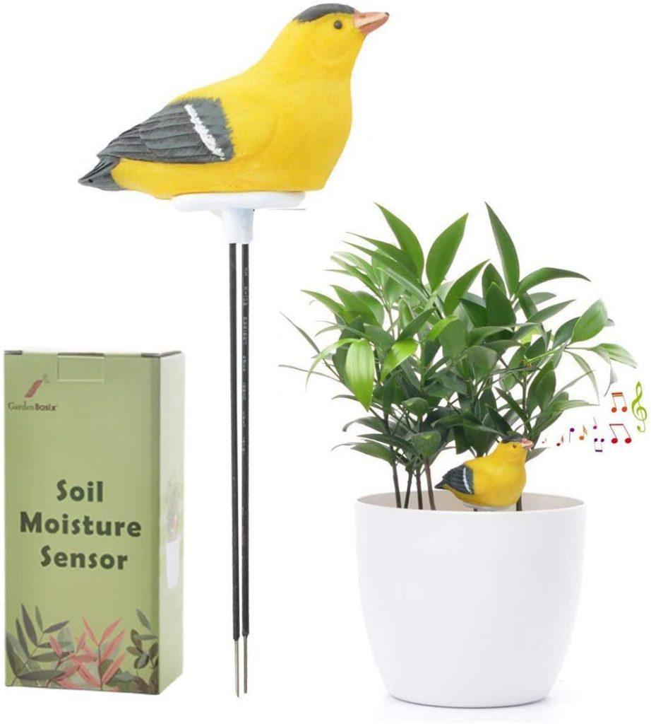 GardenBasix Chirping Bird Moisture Meter