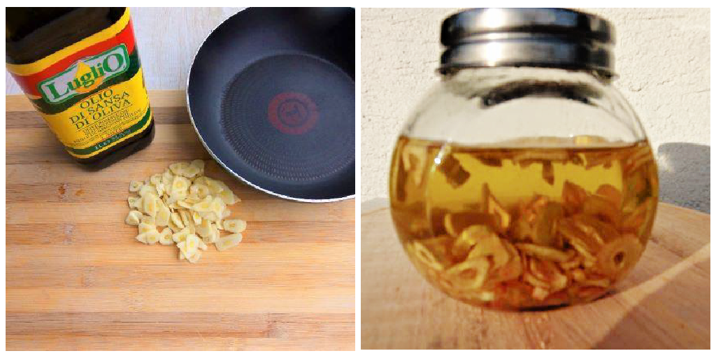 images showing how to make pickled garlic
